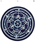 Fullmetal Alchemist Brotherhood Transmutation Circle Doormat