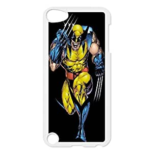 C-EUR Customized Print Wolverine Pattern Hard Case for iPod Touch 5