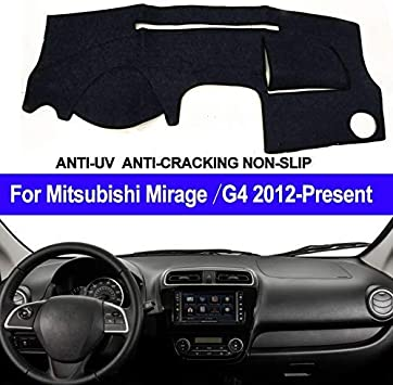 Car Inner DashMat Dashboard Dash Mat Cover Pad For Toyota Avensis 2005 2006