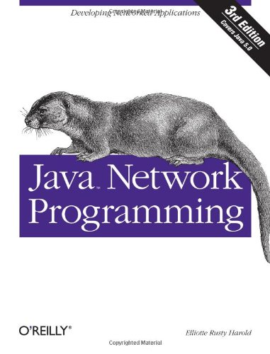 Java Network Programming, Third Edition