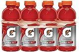 Gatorade Thirst Quencher, Fruit Punch, 20oz Bottles, 8 Count