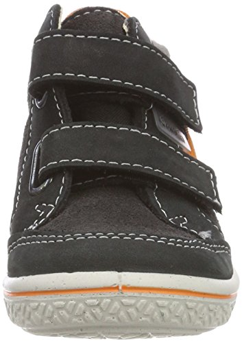 Grau Boys' Orange Kimo Hi Ricosta Asphalt Trainers Top 490 X1OxOCqw