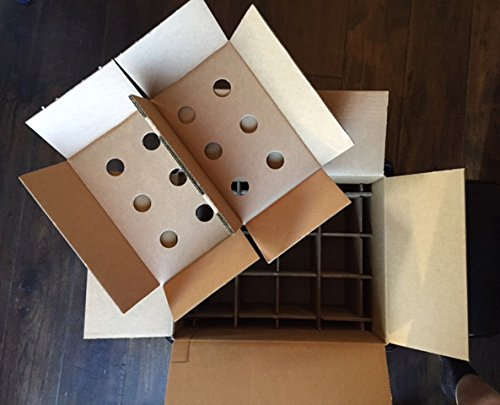 12 bottle wine shipping boxes - 5