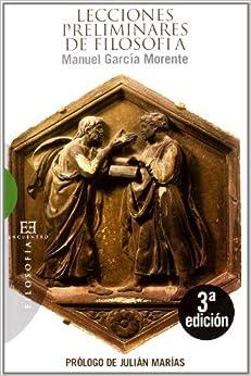 Descargar Torrent El Autor Lecciones Preliminares De Filosofía: Prólogo De Julián Marías Ebook PDF