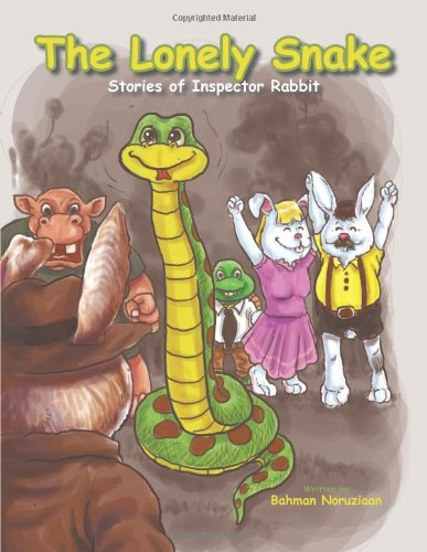 Download The Lonely Snake: Stories of Inspector Rabbit pdf