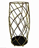 UMBRELLA STAND - ''INTO THE WOODS'' UMBRELLA HOLDER - GOLD FINISH