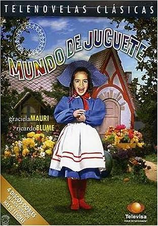 Y Tv Juguetereino De esCine Mundo UnidodvdAmazon Series 34j5ARL
