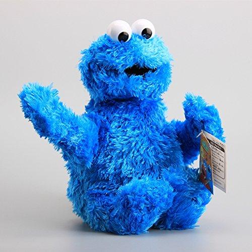 Sesame Street Cookie Monster 11 Inch Toddler Stuffed Plush Kids Toys