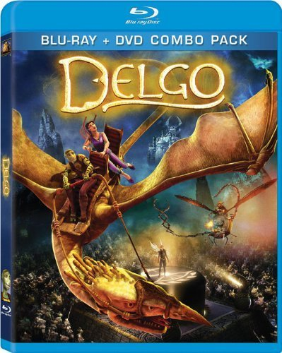 Delgo (Two-Disc Blu-ray/DVD Combo) by 20th Century Fox