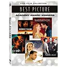 Best Picture Academy Award Winners (5-Film Collection) [DVD] (2012)
