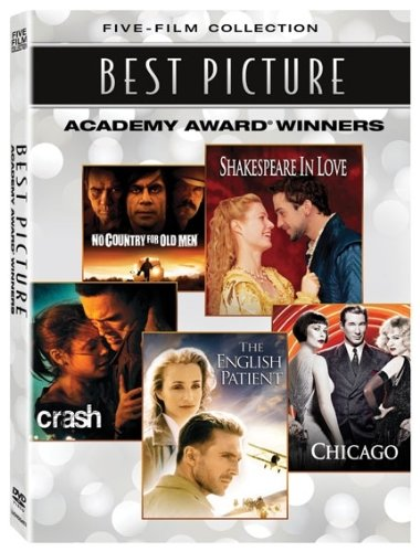 Best Picture Academy Award Winners  5 Film Collection   Dvd