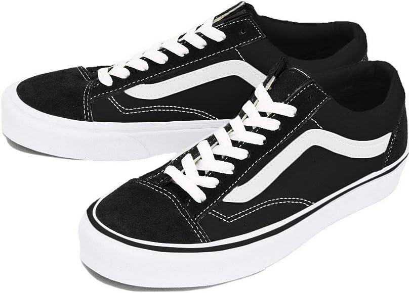 Vans Old Skool Black White Skate