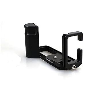 Fittest Camera Quick Release L Plate Bracket Holder support for Nikon V1  sc 1 st  Amazon.com & Amazon.com : Fittest Camera Quick Release L Plate Bracket Holder ...