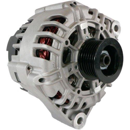DB Electrical AVA0039 Alternator For Chrysler Crossfire 3.2 3.2L 04 05 06 07 08 /Mercedes C Class 2.6L 3.2 01 02 03 04 05 CLK Class 3.2L 03 04 05 ML Class 3.7L 03-05 SLK Class 3.2 01-04/011-154-64-02 (Cross 07 C-class Mercedes)