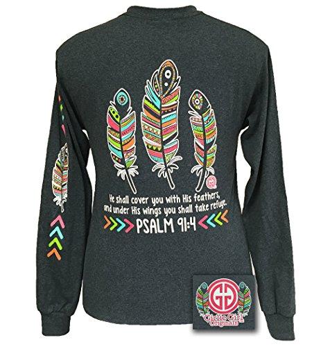 girlie-girl-originals-feathers-long-sleeve-t-shirt-medium