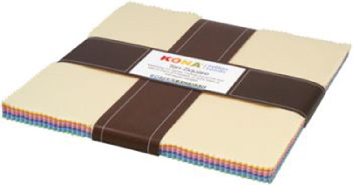 "2/"" Square Pastel Colors Baby Items 100/% Cotton Fabric Robert Kaufman"