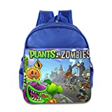 Plants VS Zombies Kids School Backpack Bag