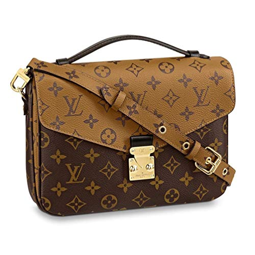 (TAFULOR is made of soft monogrammed canvas and comes in a small size with rich and layered compartments and inner pockets for straddle bags, handbags and shoulder bags)