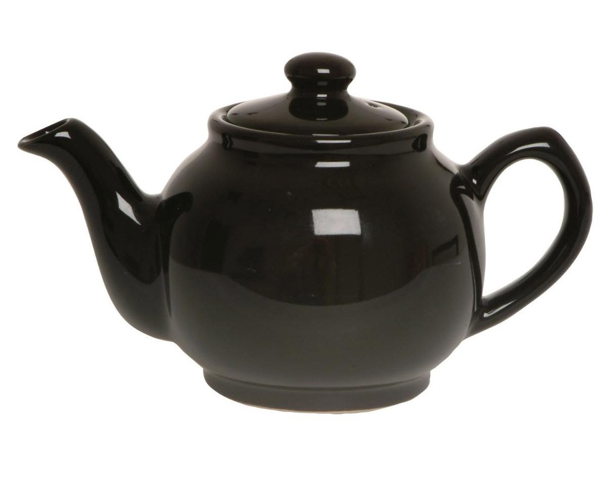Rayware Teapot Black, 6 Cup 0056.753
