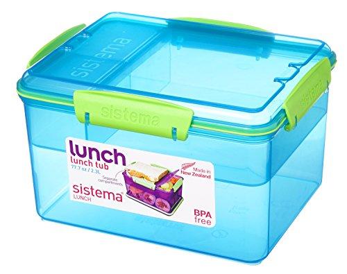 Sistema To Go Lunch Tub