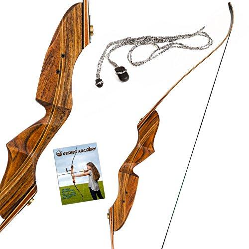 KESHES Takedown Archery Target Recurve Bow - 60