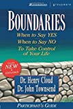 Boundaries, Henry Cloud and John Townsend, 0310224535