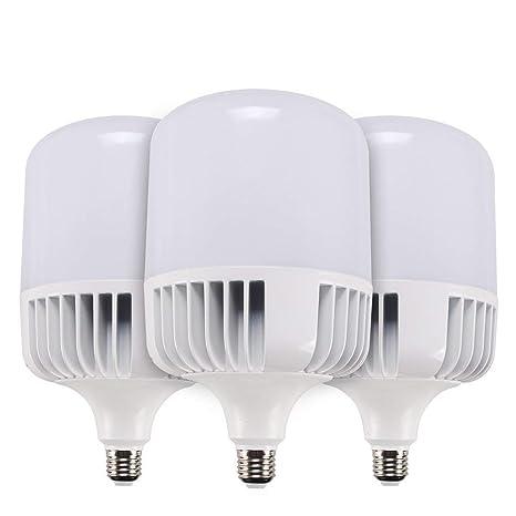 SUNTHIN (3-Pack) Daylight LED Bulbs, 5500K, 4000LM, 300W