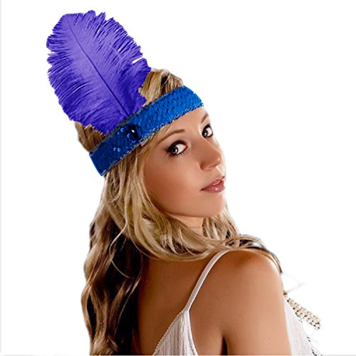 Emust (Blue Headband Costume)
