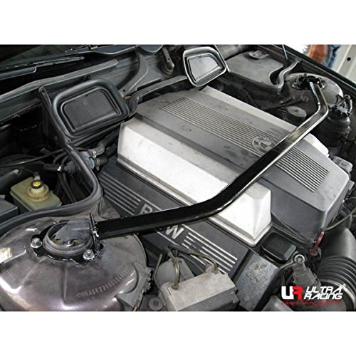 Ultra Racing Vehicle Safety Bar, Front Strut Bar for BMW E38 740i/740iL/750iL (1994-2001) TW2-735