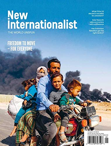 New Internationalist cover