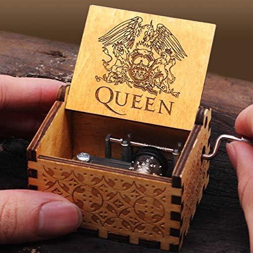 YongZhiFang Juego de Tronos Caja Musica Queen Music Box ...