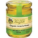 BioGold Organic Honey, Acacia, 17.6 Ounce