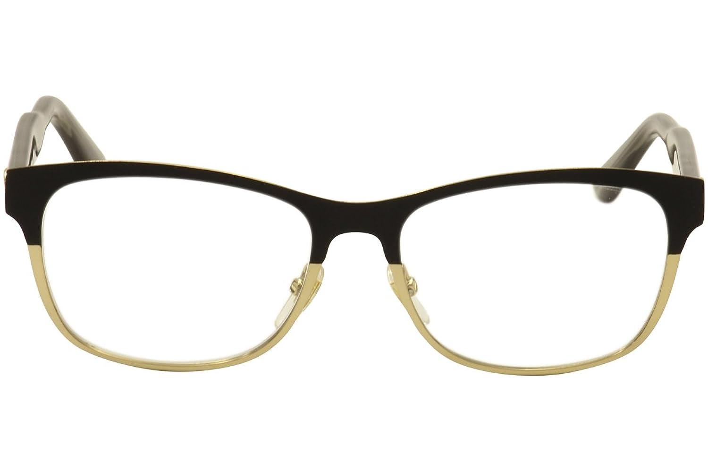 Gucci Gestell 4274 GXN 5316 (53 mm) schwarz/gold qo7m9zjj3