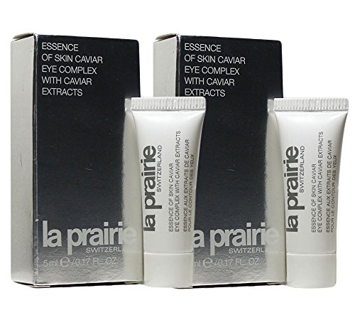 La Prairie Essence of Skin Caviar Eye Complex 10ml. (Travel Size 5ml. x 2)