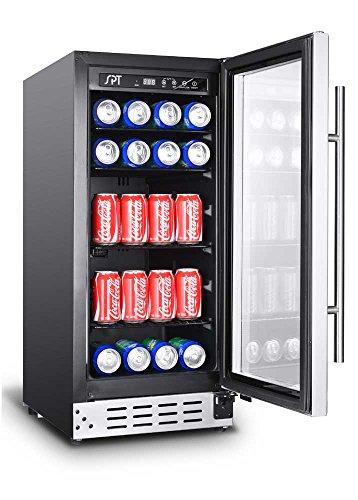 SPT BC-92US 92 Can Beverage Cooler Commercial Grade by SPT (Image #1)