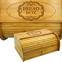Cookbook People Bread Box - Centerpiece Advantages