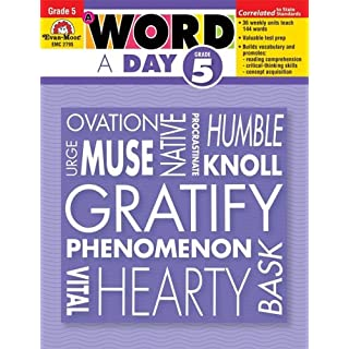 A Word a Day, Grade 5