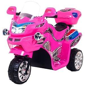 Lil' Rider 80-KB901Y FX 3 Wheel Battery Powered Bike, Pink by Lil' Rider