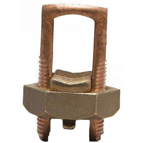 Split Bolt Connectors For Copper Conductors 4/0-250 (Pkg of 2)