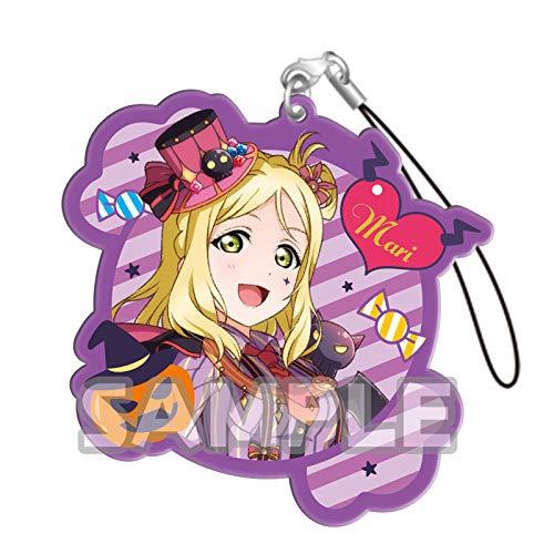 Bushiroad Love Live Sunshine!! Mari Ohara Halloween Ver. Character Gacha Capsule Acrylic Straps Mascot Collection Vol.3 Anime Art]()