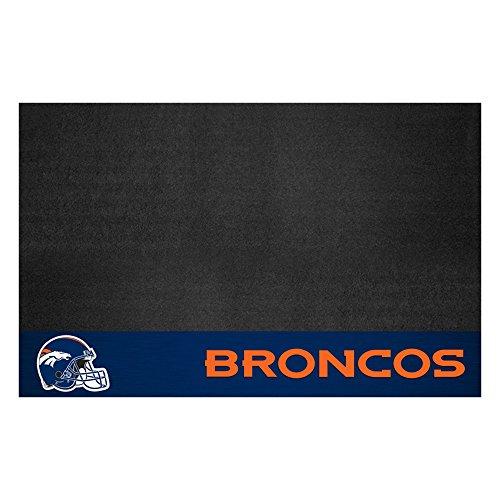 (Fanmats 12183 NFL Denver Broncos Vinyl Grill)