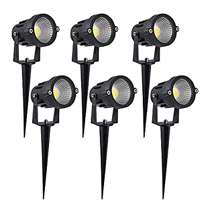 LCARED Low Voltage led Landscape Spotlights