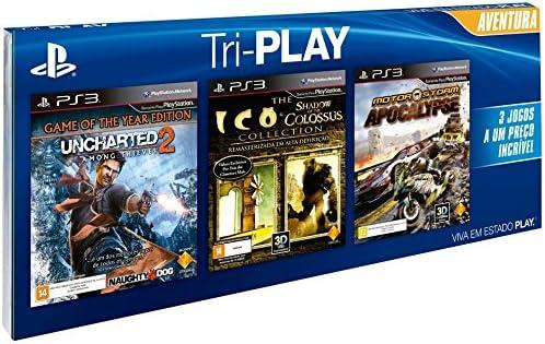 Sony Tri-pack Aventura, PS3 - Juego (PS3): Amazon.es: Videojuegos