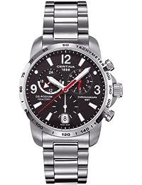 Ds Podium Gmt Big Size Mens Watch Chronograph (C001.639.11.057.00). Certina