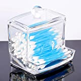 NPLE--Clear Acrylic Makeup Case Storage Cosmetic Organizer Drawer Insert Holder Box XM