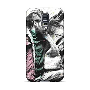 KevinCormack Samsung Galaxy S5 Shockproof Hard Cell-phone Case Customized High Resolution Foo Fighters Image [UPX1692aBcr]