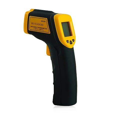 Amazon.com  Arctic Star AR550 Mini Infrared Thermometer  Home Improvement 7b8a33d27f93f