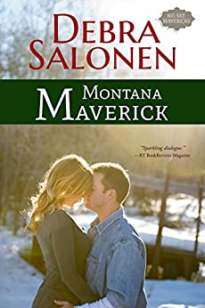 Montana Maverick (Big Sky Mavericks Book 4) by [Salonen, Debra]