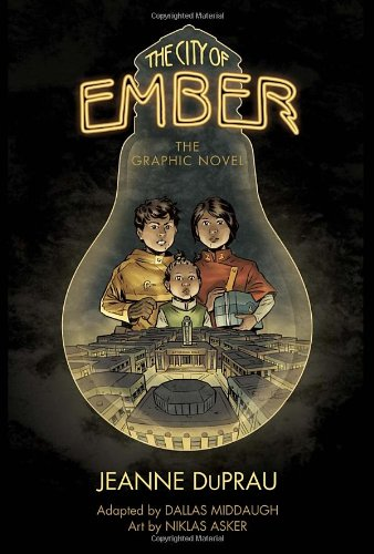 Download The City of Ember: The Graphic Novel pdf epub