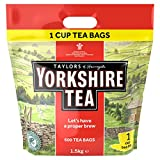 Taylors of Harrogate One Cup Yorkshire Tea 600 per pack Review